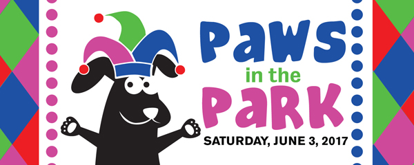 Join us for Paws in the Park 2017!