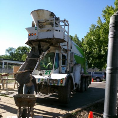 Cement mixer 6-8-17